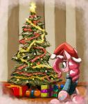 2016 christmas christmas_tree clothing equine feral friendship_is_magic hat holidays horse mammal my_little_pony otakuap pinkie_pie_(mlp) pony santa_hat solo sweater treeRating: SafeScore: 3User: 2DUKDate: January 29, 2017