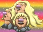 2016 alolan_dugtrio amazing black_eyes blonde_hair brown_skin hair he-man humor long_hair male masters_of_the_universe meme mykiio nintendo parody pink_nose pokémon pokémon_(species) rainbow_background regional_variant rock simple_background sparkles video_gamesRating: SafeScore: 51User: GameManiacDate: November 02, 2016