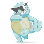 animated blue_skin eyewear glasses haters_gonna_hate low_res male nintendo pokémon pokémon_(species) shell simple_background solo squirtle sunglasses video_games white_background zeurelRating: SafeScore: 25User: Bomber64Date: September 20, 2010