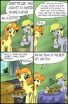 2012 :3 absurd_res blonde_hair carrot_top_(mlp) ciriliko comic creeper crossover cutie_mark derpy_hooves_(mlp) earth_pony equine feathered_wings feathers female feral food friendship_is_magic green_eyes hair hamster hi_res horse mammal minecraft muffin my_little_pony om_nom_nom orange_hair pegasus pony rodent video_games wings yellow_eyesRating: SafeScore: 7User: 2DUKDate: December 11, 2012