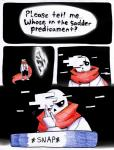 aftertale animated_skeleton blood bone clothed clothing comic dialogue english_text geno_sans_(aftertale) loverofpiggies male melting not_furry scarf skeleton teeth text undead undertale video_games woundedRating: SafeScore: 14User: Siral_ExanDate: March 09, 2016