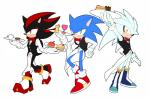 2017 anthro clothing gloves group hedgehog hi_res male mammal shadow_the_hedgehog silver_the_hedgehog simple_background sonic_(series) sonic_the_hedgehog toony tteum93 video_gamesRating: SafeScore: 1User: Kario-xiDate: October 22, 2017