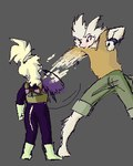 animal_humanoid animated barefoot battle cat duo epilepsy_warning feline fight humanoid low_res male mammal monkey parody primate zachary_braunRating: SafeScore: 7User: The Dog In Your GuitarDate: March 26, 2007