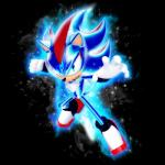 angry black_nose blue_eyes chest_tuft glowing hedgehog looking_at_viewer magic male mammal nibroc-rock open_maw punch shadow_the_hedgehog shiny short_tail solo sonic_(series) super_saiyan teeth tuftRating: SafeScore: 2User: Guil-The-HedgehogDate: April 27, 2018