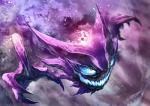 2015 amazing ambiguous_gender dragolisco ghost haunter hi_res nintendo not_furry pokémon pokémon_(species) red_eyes solo spirit video_gamesRating: SafeScore: 45User: slyroonDate: August 12, 2016