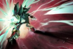 16:9 amazing anthro chaos_control chaos_emerald hedgehog hi_res looking_back male mammal mri shadow_the_hedgehog solo sonic_(series) wallpaper widescreen