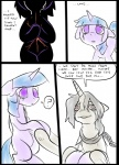 ? chain collar comic equine feral friendship_is_magic group hair hand_holding horn mammal metal_(artist) my_little_pony silhouette simple_background tears twilight_sparkle_(mlp) unicorn white_backgroundRating: SafeScore: 1User: IndigoHeatDate: March 25, 2017