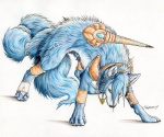 blue_fur blue_hair canine female feral fox fur hair krystal lyanti mammal nintendo solo star_fox video_games white_furRating: SafeScore: 7User: CrashDate: November 02, 2009