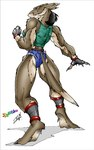 1998 anthro biceps bloody_roar christie_majors collaboration dynotaku fanfiction female muscular muscular_female solo source_request teknokat thick_thighs wereRating: SafeScore: 3User: The Dog In Your GuitarDate: May 09, 2007