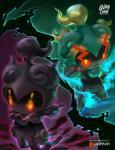 absurd_res black_body distracting_watermark duo ghost hi_res logancure marshadow nintendo patreon pokémon red_eyes spirit video_games watermarkRating: SafeScore: 3User: Rad_DudesmanDate: May 22, 2017
