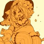 2013 anthro belly breasts broom canine cleavage clothed clothing dog female hair halloween hat holidays kemono kishibe legwear magic_user mammal midriff monochrome navel open_mouth orange_theme overweight simple_background sketch slightly_chubby solo star thick_thighs thigh_highs witch witch_hatRating: SafeScore: 14User: WolfywooDate: March 31, 2017