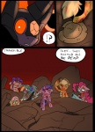 ?! applejack_(mlp) blood cannon comic crown earth_pony equine feral fluttershy_(mlp) friendship_is_magic gem group hair hat horn horse mammal metal_(artist) my_little_pony pegasus pinkie_pie_(mlp) pony rainbow_dash_(mlp) ranged_weapon rarity_(mlp) scratches shocked twilight_sparkle_(mlp) unicorn weapon wings woundedRating: SafeScore: 1User: IndigoHeatDate: March 25, 2017