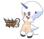 capcom clothed clothing cute female horn kirin_(mh) monster_hunter panties skimpy solo underwear video_games xeno-striker youngRating: SafeScore: 1User: xeno-strikerDate: October 31, 2009