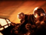 4:3 armor darkdoomer dinosaur duo female helmet male mario_bros nintendo orange_theme scalie science_fiction source_request space video_games yoshiRating: SafeScore: 1User: mscDate: April 28, 2007