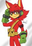 2017 akatsukishiranui-fox anthro canine custom_character_(sonic_forces) eyewear fur glasses male mammal simple_background solo sonic_(series) sonic_forces video_games white_background wolfRating: SafeScore: 1User: Rysaerio-MisoeryDate: May 21, 2017