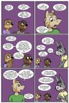 2018 anthro beaver breasts buckteeth clothed clothing comic dialogue donkey english_text equine eyewear female glasses horse jennifer_(study_partners) lisa_(study_partners) male mammal mustelid open_mouth otter rodent sarah_(study_partners) speech_bubble study_partners teeth text thunderouserections tongue woody_(study_partners) young