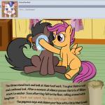 animated bitterplaguerat cleaning comic dialogue english_text equine friendship_is_magic horse loki_(bitterplaguerat) mammal my_little_pony pegasus pony scootaloo_(mlp) text wingsRating: SafeScore: 0User: Aryanne_HooflerDate: April 25, 2017