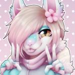 ambiguous_gender arm_warmers armwear cabbit cat clothed clothing crynevermore cute feline flower fluffy girly hoodie hybrid lagomorph male mammal pink_nose plant rabbit skye tongueRating: SafeScore: 14User: SkyeBubblezDate: May 14, 2018