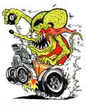 8_ball arthropod billiard_ball bulging_eyes burnout ed_'big_daddy'_roth ed_roth engine fire fly ford ford_motor_company high_speed hotrod insect low_res mammal manual_shifter open_mouth rat rat_fink rodent saliva sharp_teeth supercharger sweat teeth tire_smoke tongue