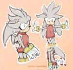 2017 anthro armpits big_eyes big_head clothed clothing cummysonic gloves hedgehog male mammal pinknuss silver_the_hedgehog simple_background solo sonic_(series) sweater toony virgin_killer_sweaterRating: SafeScore: 3User: CummySonicDate: May 15, 2017