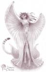 armpits bagheera balaa_(character) dancing feline female harem hi_res mammal solo stripes tigerRating: SafeScore: 5User: TauxieraDate: November 11, 2009