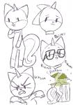 2014 :3 angry biznis_kitty cat collar equine eyelashes eyewear fangs feline glasses horn hybrid mammal mt simple_background the_lego_movie trash_can unicorn unicorn_horn unikitty vomit white_backgroundRating: SafeScore: 1User: fewrahuxoDate: October 23, 2017