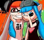 blue_hair duo eyes_closed female girls_laughing_(meme) hair humanoid inkling laugh meme nintendo orange_eyes reaction_image splatoon tears unknown_artist video_gamesRating: SafeScore: 12User: Juni221Date: June 12, 2014
