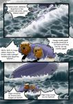 bear clothing comic male mammal spanish_text text translated water yasserlion
