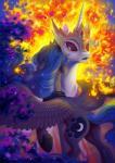 blue_hair cosmic_hair cutie_mark daybreaker_(mlp) duo equine female feral fire flaming_hair friendship_is_magic hair horn mammal my_little_pony princess_luna_(mlp) stasysolitude underhoof winged_unicorn wingsRating: SafeScore: 4User: MillcoreDate: May 27, 2017