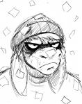 angry anthro beanie black_and_white confetti donk donkey equine frown hat hi_res hladilnik long_ears male mammal monochrome sketch solo tumblrRating: SafeScore: 6User: ROTHYDate: February 20, 2017