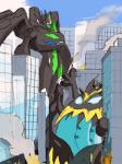 ambiguous_gender destruction guzzlord macro nintendo pokémon pokémon_(species) skyscraper ultra_beast video_games zygarde_completeRating: SafeScore: 1User: Rad_DudesmanDate: May 24, 2018