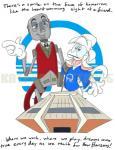 2013 4_fingers anthro blue_eyes blue_sclera bottomless building butler cat clothed clothing digital_drawing_(artwork) digital_media_(artwork) disney disney_parks distracting_watermark duo english_text epcot feline horizons kat_(katproductions6) katproductions6 logo machine mammal open_mouth open_smile robot robot_butler_(horizons) shirt simple_background smile t-shirt text toony walt_disney_world watermark white_backgroundRating: SafeScore: 0User: BooruHitomiDate: April 09, 2018