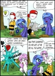 2012 absurd_res blue_eyes blush bulb ciriliko clothing comic creeper crossover cutie_mark dialogue english_text equine feathered_wings feathers female feral flower friendship_is_magic hair hat hi_res horn lightbulb male mammal minecraft my_little_pony pink_hair plant princess princess_celestia_(mlp) princess_luna_(mlp) purple_eyes royalty slenderman text video_games watering_can wet what winged_unicorn wingsRating: SafeScore: 10User: 2DUKDate: October 04, 2012