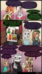2018 anthro black_border bonnie_hopps border brown_eyes buckteeth canine cellphone chair clothed clothing comic crossed_arms dialogue dipstick_ears disney english_text eyewear female fox glasses gloves_(marking) google green_eyes group hat holding_object holding_phone judy_hopps lagomorph male mammal markings necktie nick_wilde overalls phone purple_eyes rabbit robertfiddler speech_bubble standing stu_hopps teeth text violet_hopps_(zootopia) zootopiaRating: SafeScore: 7User: JAKXXX3Date: March 13, 2018