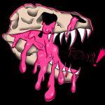bone candygore dinosaur erzabloodred roaring theropod tyrannosaurus_rexRating: SafeScore: 0User: ErzaBloodredDate: November 17, 2017