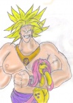 broly brony clothed clothing crossover cutie_mark dragon_ball dragon_ball_z duo equine feathered_wings feathers female feral fluttershy_(mlp) friendship_is_magic humanoid male mammal molkrom my_little_pony nipples nude pegasus saiyan super_saiyan topless wings yellow_feathersRating: SafeScore: -1User: furcadiaphoenixDate: July 17, 2011