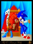 anthro blue_eyes blue_fur boots breasts brown_fur chair chipmunk clothing crown cute duo featureless_breasts female footwear fur green_eyes hair hedgehog king long_hair male male/female mammal mostly_nude queen red_hair rodent romantic_couple royalty sally_acorn smile sonic_(series) sonic_the_hedgehog throne zeffirdreamerRating: SafeScore: 1User: Olscli16Date: April 04, 2017