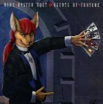 2014 5_fingers <3 agents_of_fortune album_cover anthro blue_öyster_cult canaanchaos cover green_eyes hair holding_object jewelry kangaroo looking_at_viewer mammal marsupial necklace ponytail red_hair solo suit_symbol tarot_cards xtrasis ♠ ♣ ♦Rating: SafeScore: 3User: BooruHitomiDate: June 25, 2018