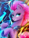 absurd_res blue_eyes broken_horn equine female feral fizzlepop_berrytwist_(mlp) hair hi_res hooves horn koveliana looking_at_viewer mammal my_little_pony my_little_pony_the_movie purple_hair smile tempest_shadow_(mlp) unicornRating: SafeScore: 12User: MillcoreDate: July 21, 2017