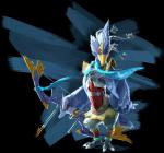 anthro arrow avian bird blue_feathers bow breath_of_the_wild feathers green_eyes male nintendo official_art revali rito scarf solo the_legend_of_zelda video_gamesRating: SafeScore: 15User: Rad_DudesmanDate: February 21, 2017