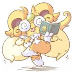 book carbuncle eyewear feral fur gem glasses nettsuu puzzle_&_dragons simple_background solo sunlight_carbuncle tongue tongue_out video_games white_background white_fur yellow_furRating: SafeScore: 3User: JasperinityDate: March 26, 2017