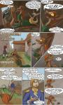 2015 animal_humanoid anthro blonde_hair clothing comic dialogue english_text female fur hair human humanoid male mammal red_hair text valsalia yingletRating: SafeScore: 7User: goodusernameDate: May 23, 2018