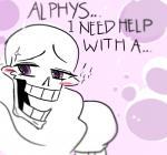 2016 animated_skeleton bone english_text haileythesato humanoid male not_furry papyrus_(undertale) skeleton solo text undead undertale video_gamesRating: SafeScore: 7User: Nicklo6649Date: April 12, 2018