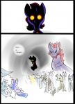 beard collar comic equine facial_hair feral floating friendship_is_magic glowing group hair horn mammal metal_(artist) my_little_pony scar starswirl_the_bearded_(mlp) twilight_sparkle_(mlp) unicornRating: SafeScore: 1User: IndigoHeatDate: March 25, 2017