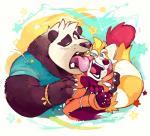 2017 anthro bear claws clothed clothing fur hi_res male mammal panda red_panda super-tuler tairuRating: SafeScore: 3User: Rysaerio-MisoeryDate: December 12, 2017
