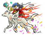 2017 amaterasu anthro canine cat deity fangs feline female feral fire gem klonoa klonoa_(series) male mammal ring smile video_games wolf yoshihiko_arai ŌkamiRating: SafeScore: 4User: fluffykemosDate: March 08, 2018