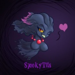 alorix breasts featureless_breasts female game_grumps ghost humanoid nintendo one_eye_closed pokémon solo spirit spookytits video_games winkRating: SafeScore: 3User: AlorixDate: January 18, 2017