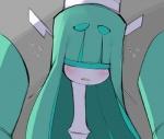 9999gpera ambiguous_gender blush celesteela flying_sweatdrops green_hair hair humanoid long_hair long_neck nintendo pokémon simple_background solo sweat sweatdrop ultra_beast video_gamesRating: SafeScore: 6User: ROTHYDate: March 23, 2017