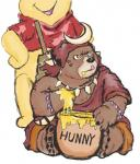 2018 anthro bear brown_fur clothed clothing dagger_(sdorica_sunset) disney duo eating fur honey male mammal overweight overweight_male sdorica_sunset shirt simple_background sitting white_background winnie_the_pooh_(franchise) yellow_furRating: SafeScore: -1User: mapachitoDate: June 17, 2018