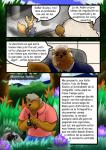 bear canine clothing comic fennec fox male mammal spanish_text text translation_request yasserlion
